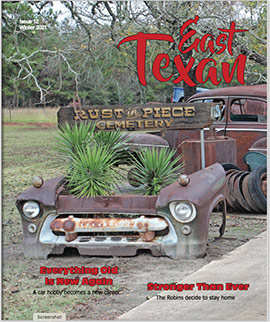 East Texan Mag 11 Cover 270px