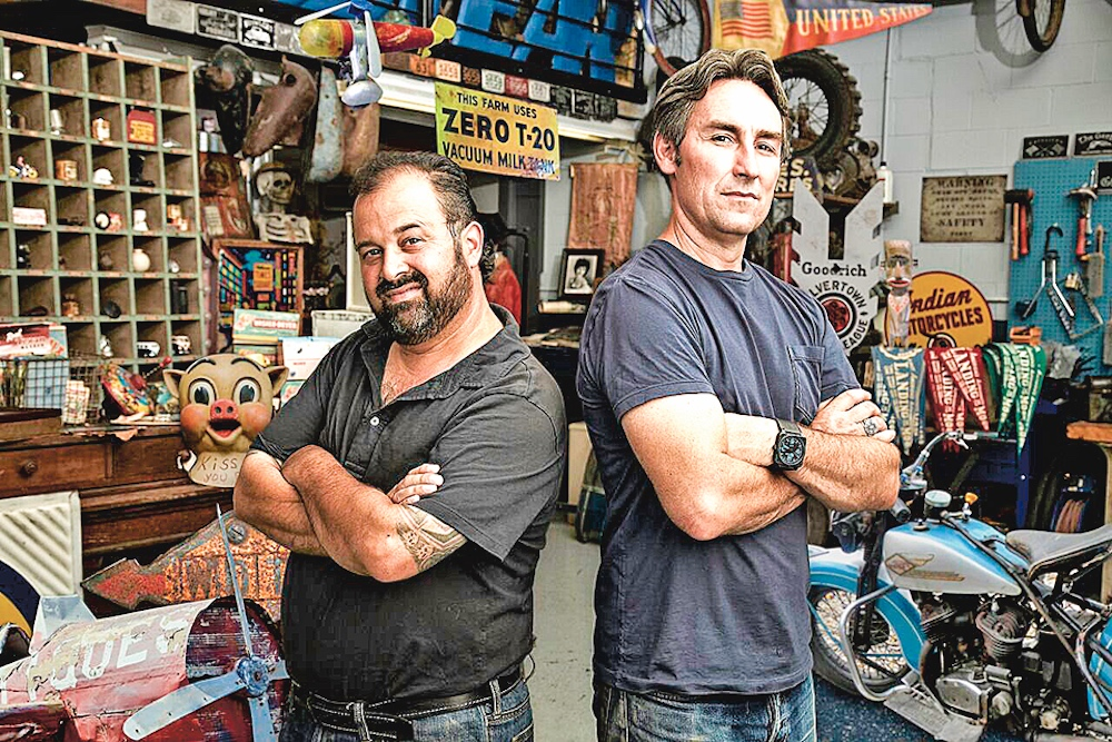American Pickers 1